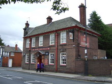 Willenhall, The County pub, Staffordshire © JThomas